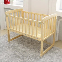 Load image into Gallery viewer, Alaska The 2-in-1 Convertible Baby Crib