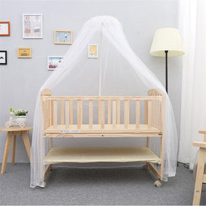 Alaska The 2-in-1 Convertible Baby Crib