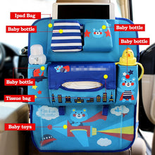 Load image into Gallery viewer, Car Seat Organizer