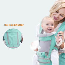 Load image into Gallery viewer, 360 Ergonomic Baby Carrier