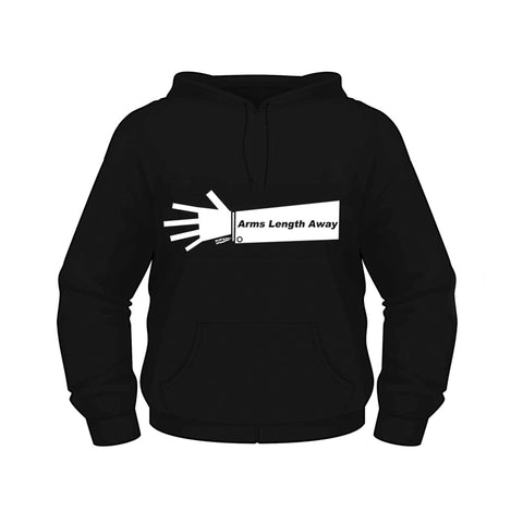 Arms Length Away Hoodie