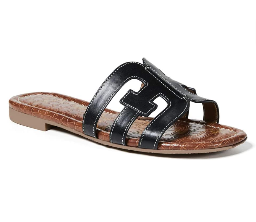 THE H BAND SANDALS - NATURAL