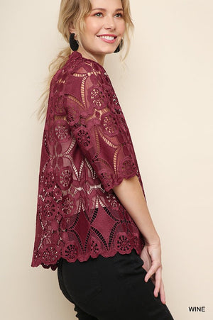 THE BERRY MOMENT TOP