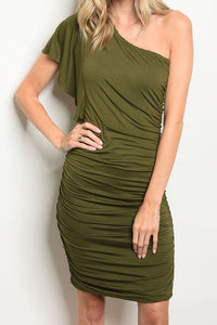 THE OLIVE FOREVER DRESS