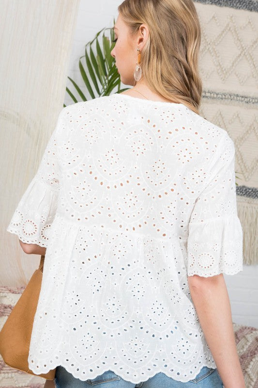 THE COASTAL BREEZE TOP