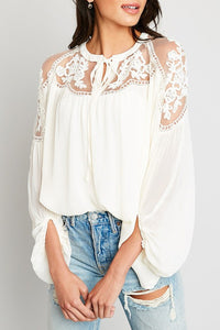 THE LIMON BLOUSE