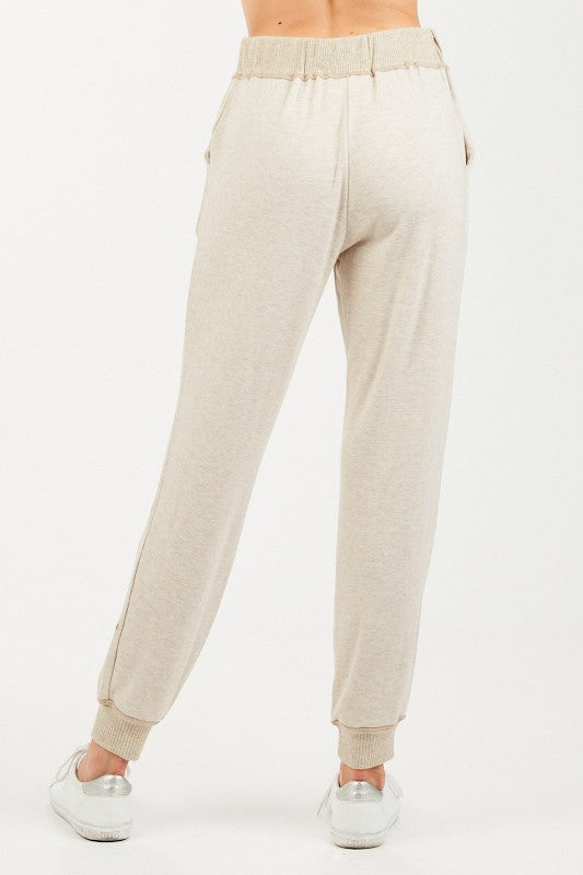 THE INSIDE GLAMOUR JOGGERS