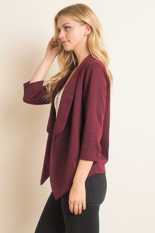 THE TEGAN BLAZER