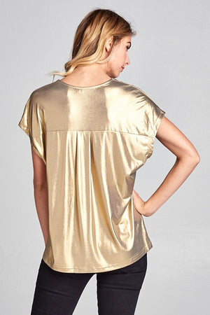 THE MIDAS TOUCH TEE