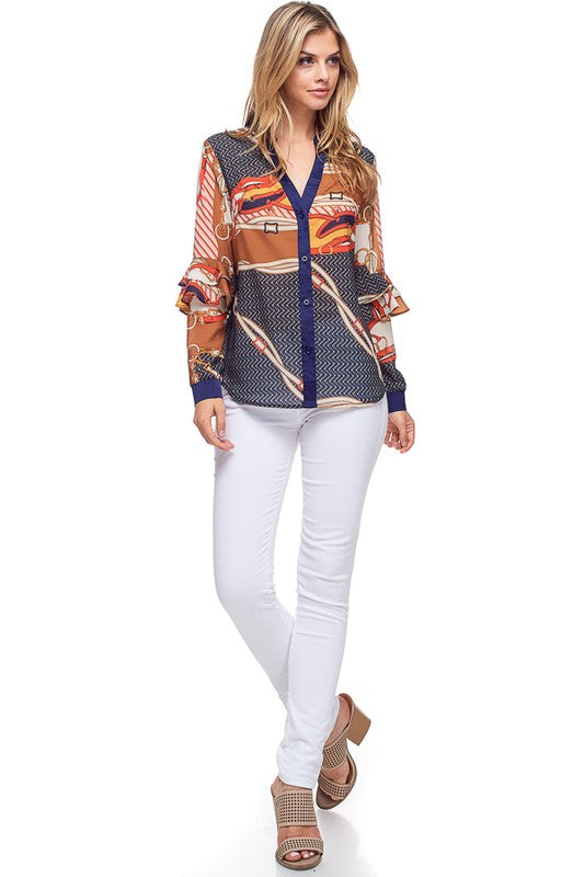 THE MARTINGALE SHIRT