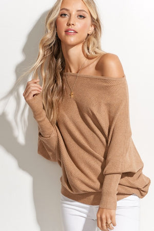 THE ESSENTIAL ASYMMETRIC ASPEN - MOCHA