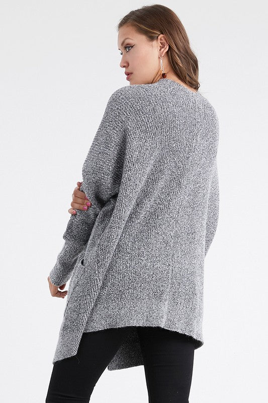 THE TOASTY OVERSIZED CARDIGAN