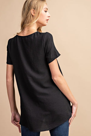 THE ESSENTIAL BUTTON BASIC - BLACK