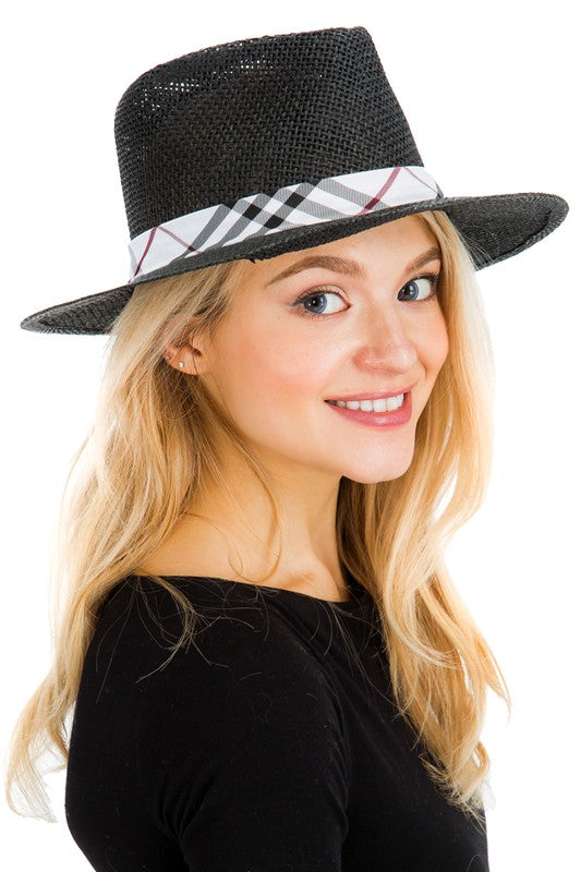 THE GRAND PRIX HAT - BLACK