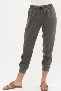 THE BIANCA TENCEL JOGGERS
