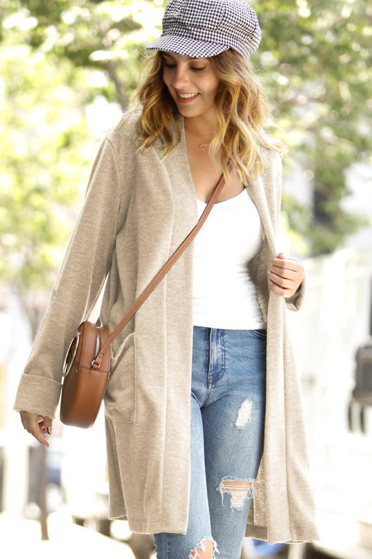 THE ME TIME COZY CARDI