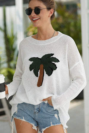 THE TROPICAL PALMS KNIT