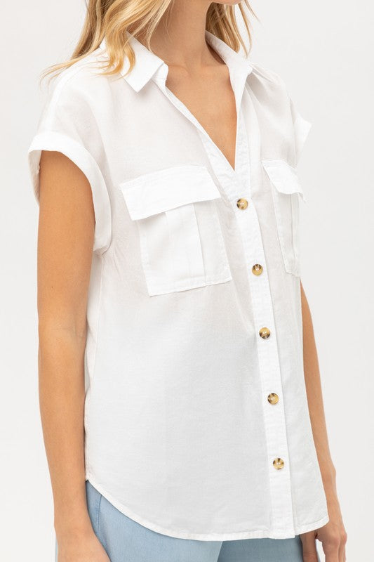 THE ESSENTIAL EDIT WHITE SHIRT