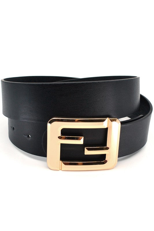 THE ADDED STYLE BELT