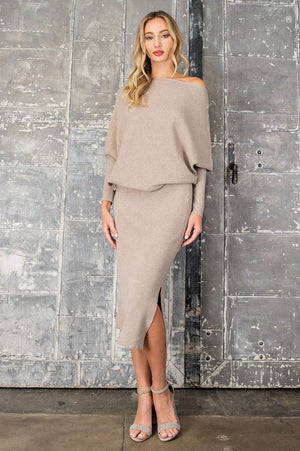 THE ALL NEW KNIT MIDI SKIRT