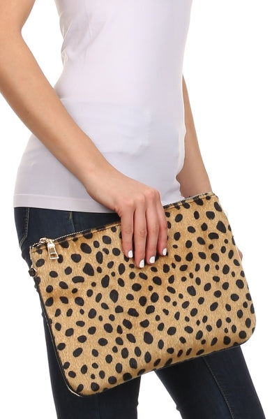THE ULTIMATE CHEETAH CLUTCH