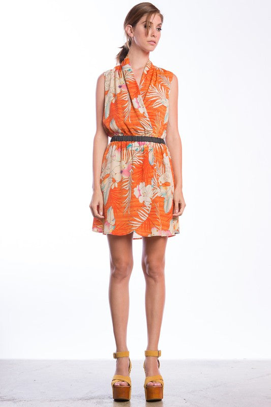 THE PAIA PRINT DRESS