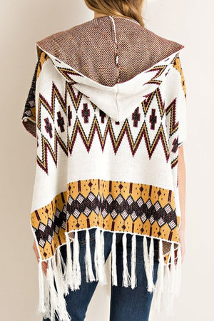 THE SAN FELIPE PONCHO