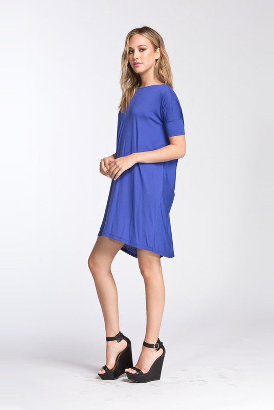 THE SUNSATIONAL TEE TWIST DRESS