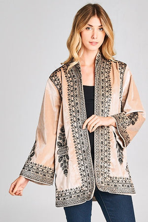 THE SARAFA BAZAR JACKET