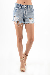 THE BEAUX DENIM SHORT