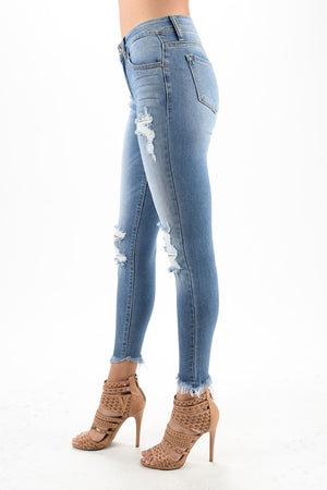 THE PRIMROSE HILL JEANS