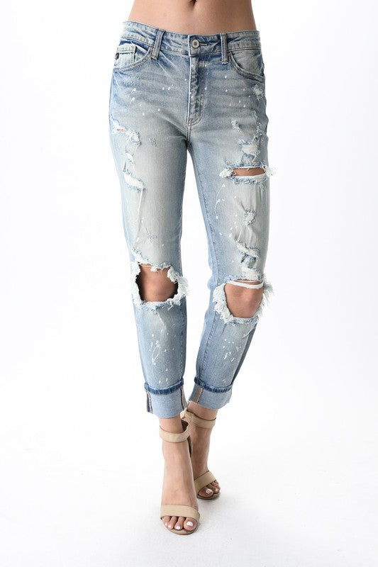 THE GREEN PARK BOYFRIEND JEANS