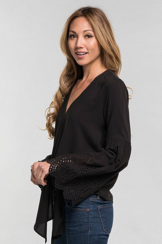 THE FREESIA TOP