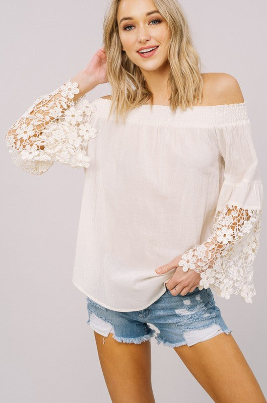 THE LILY TOP