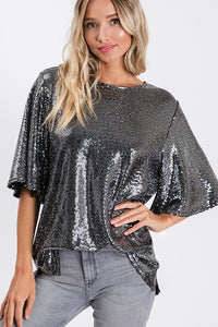 THE ESSENTIAL BAUBLE TOP