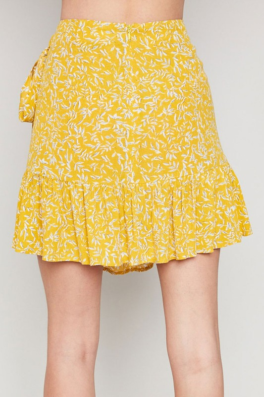THE AURELIA SKIRT