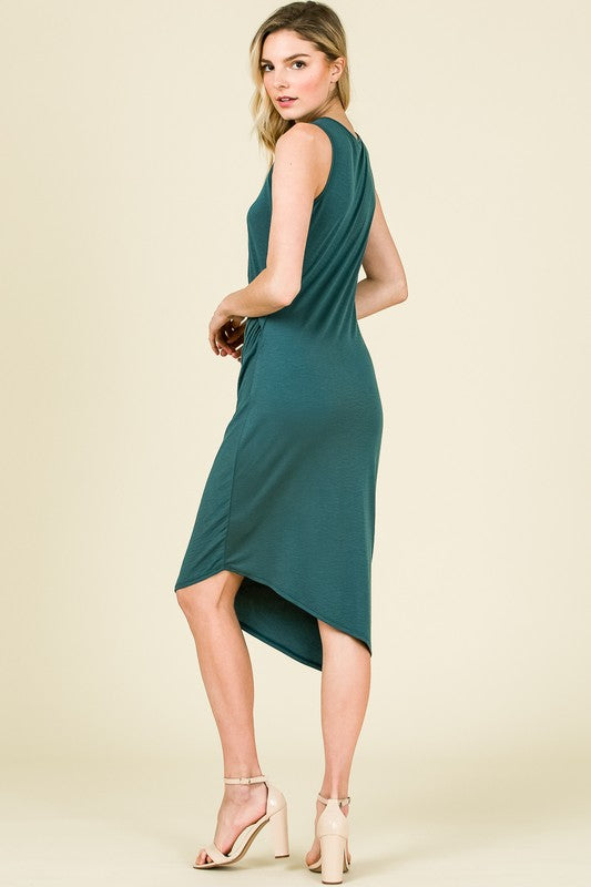 THE TEAL MIDNIGHT DRESS