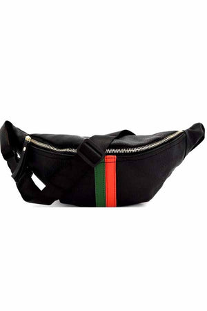 THE STRIPE WAIST BAG