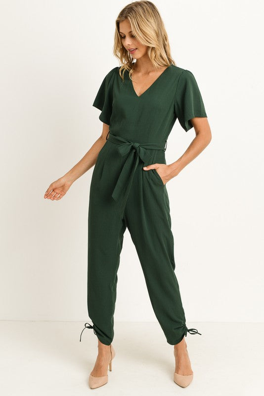 THE CRISANTA JUMPSUIT
