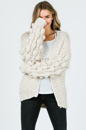 THE ALMOST FAMOUS CARDIGAN