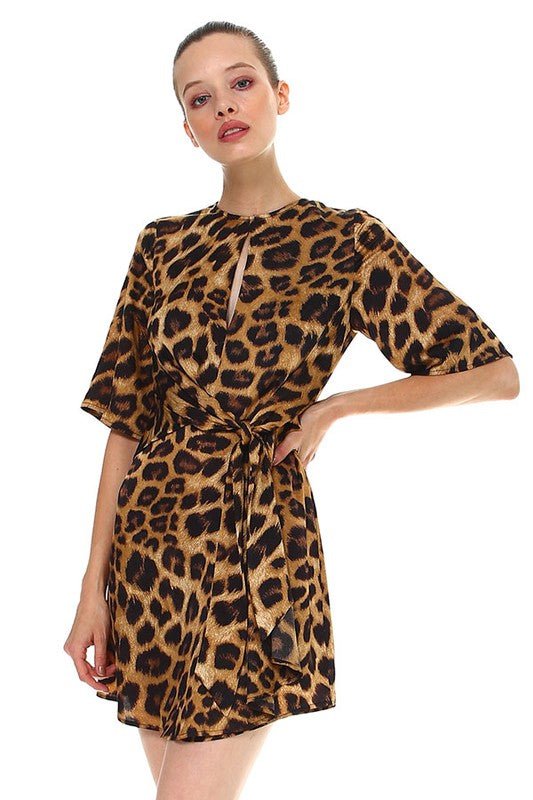 THE TIGER LILY DRESS