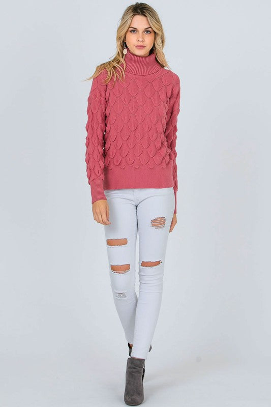 THE ROSALIE KNIT