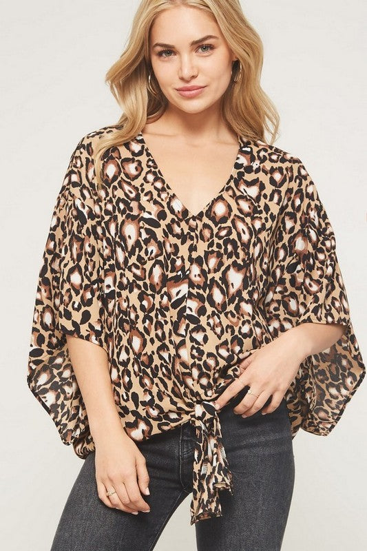THE WILDERNESS BABE TOP