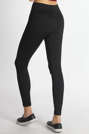 THE ESSENTIAL SIMPLE MOTO LEGGING