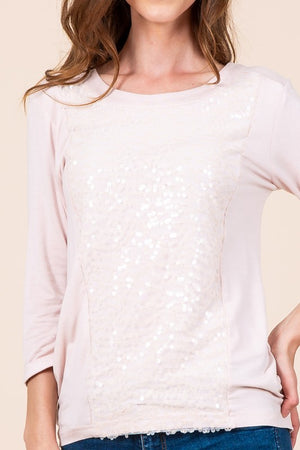 THE GLAZIER SEQUIN BASIC
