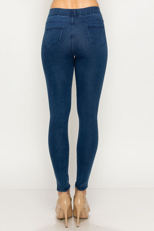 THE FAVORITE JEGGING - MOTO
