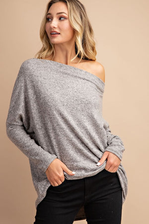 THE ESSENTIAL OFF-THE-SHOULDER TOP