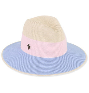 THE AZUERO PASTEL PANAMA HAT
