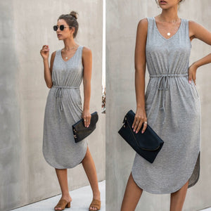 THE PERFECT MIDI TANK DRESS