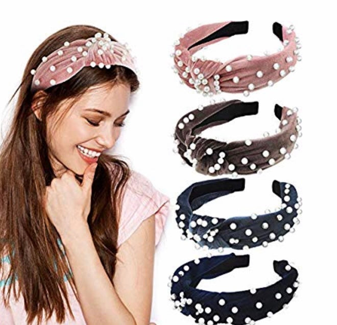 THE LA FILLE HAIRBAND